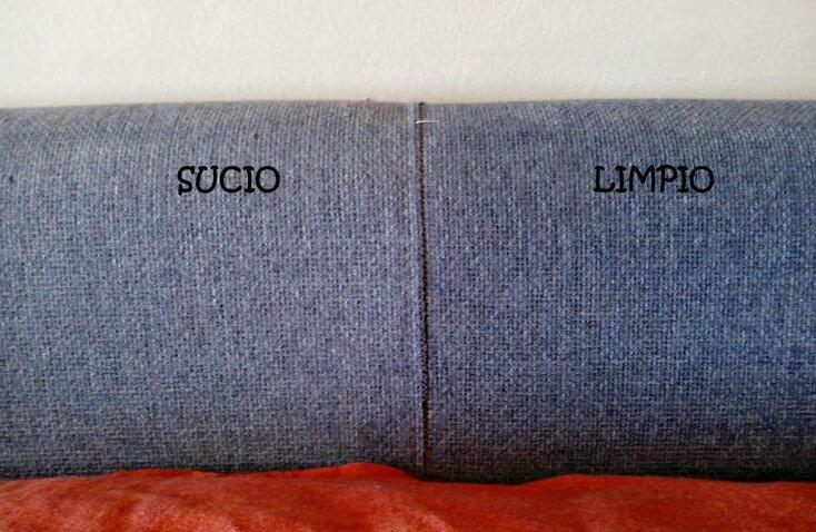 Qu trucos existen para la limpieza de sof s limpieza y - Limpieza de sofas de tela ...