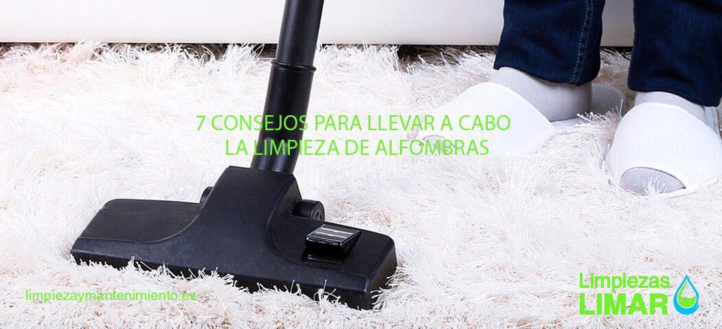 7 consejos para llevar a cabo la limpieza de alfombras - Limpiador de alfombras ...