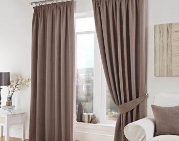 limpieza de cortinas