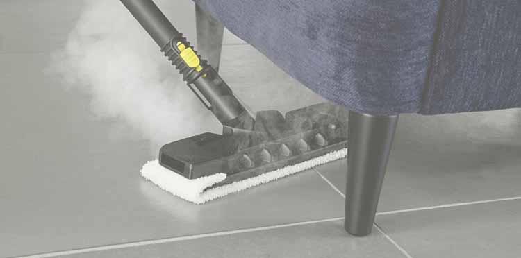 limpieza suelos con vapor