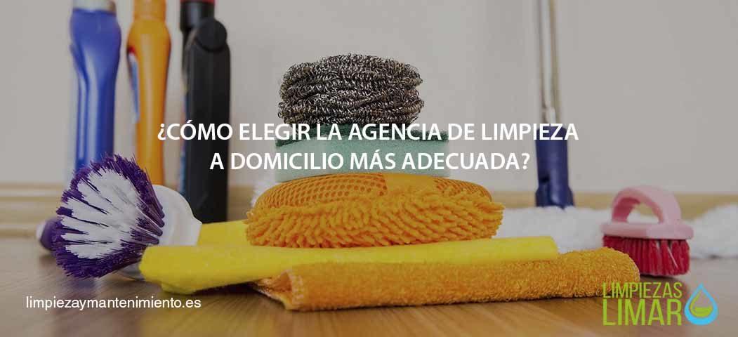 productos de limpieza a domicilio