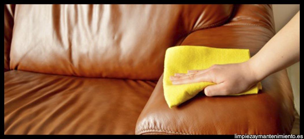 quitar manchas de cuero