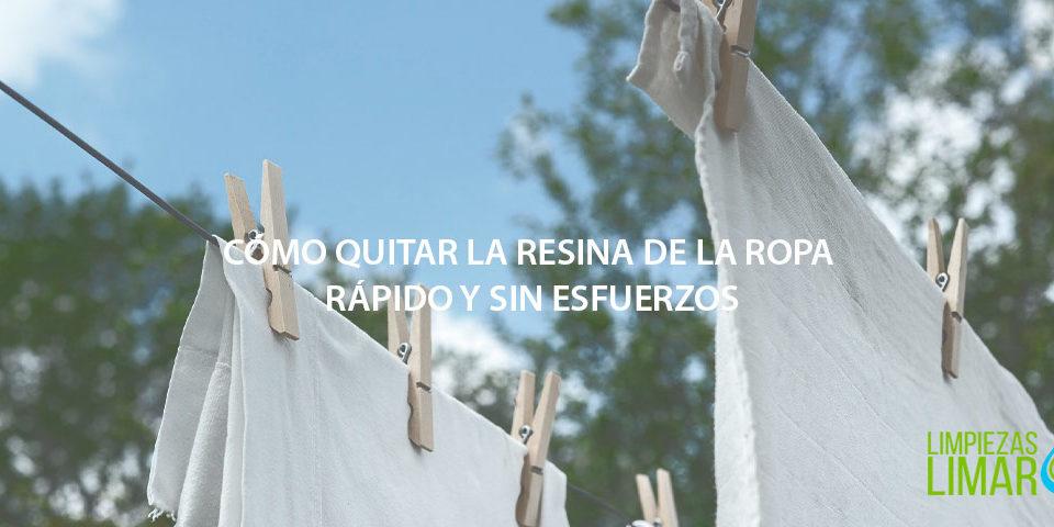 como-quitar-la-resina-de-la-ropa